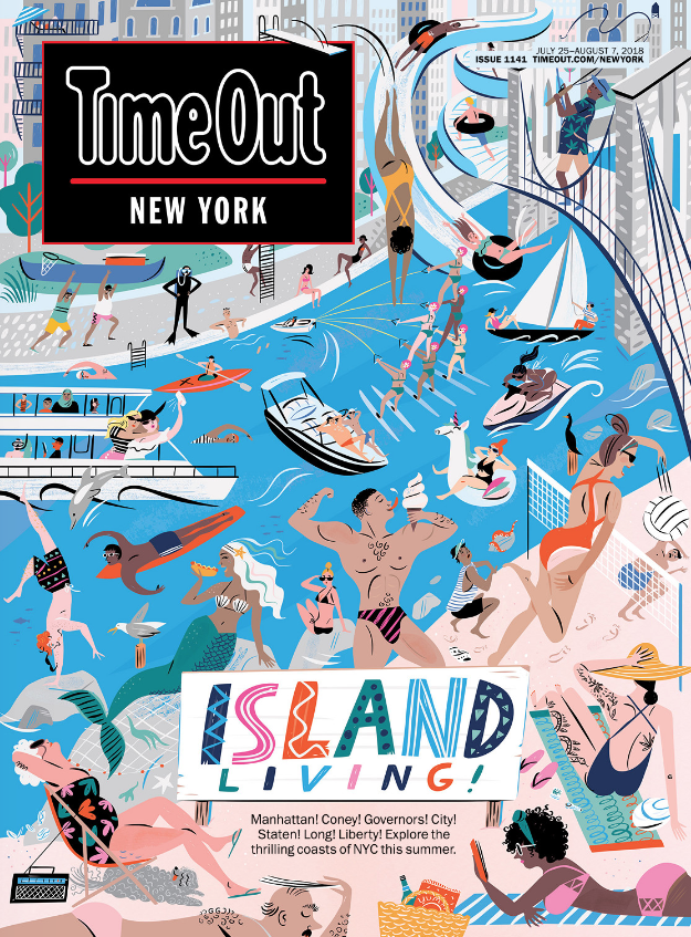 Time out ny issue 1141