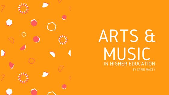 Carin maxey art music higher education