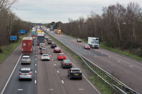 There will be several closures on the m20