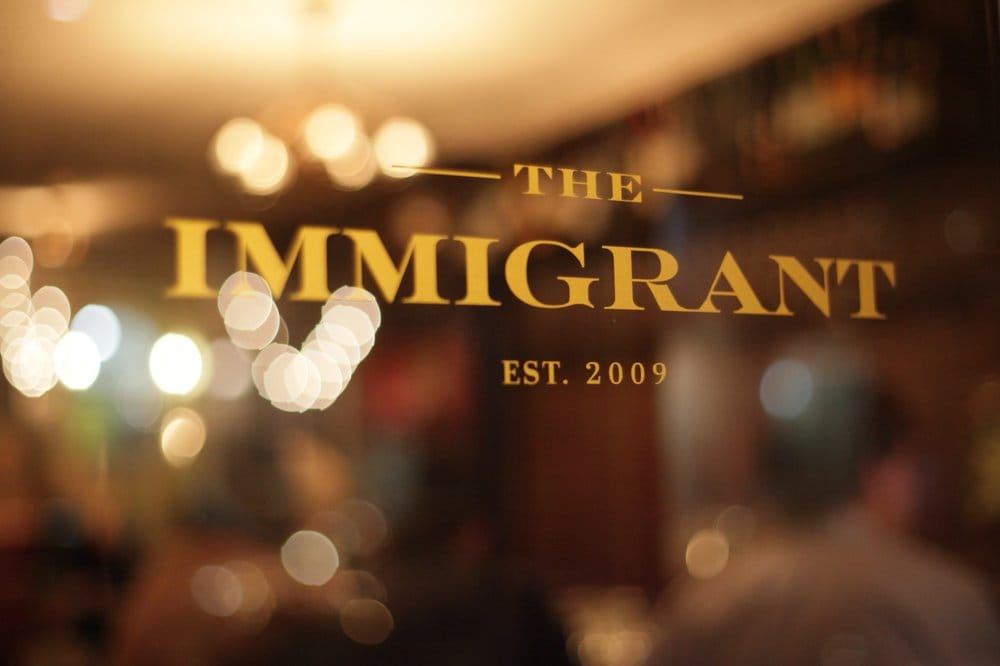 Immigrant Wine Bar & Tap Room, East Village, Manhattan