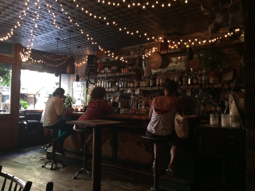East Village Social bar, East Village, Manhattan