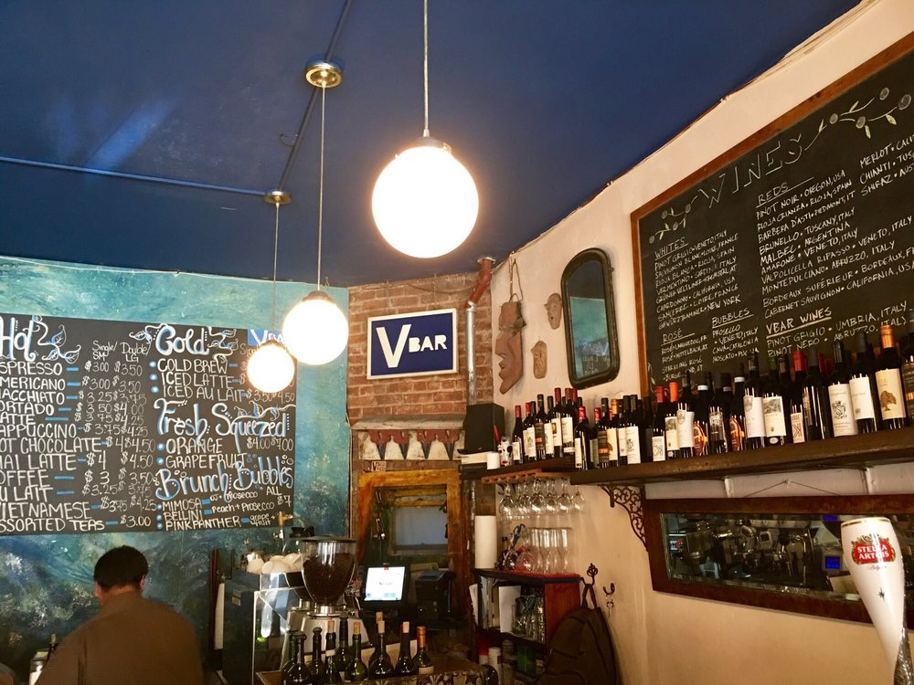 Vbar&cafe, West Village, Manhattan