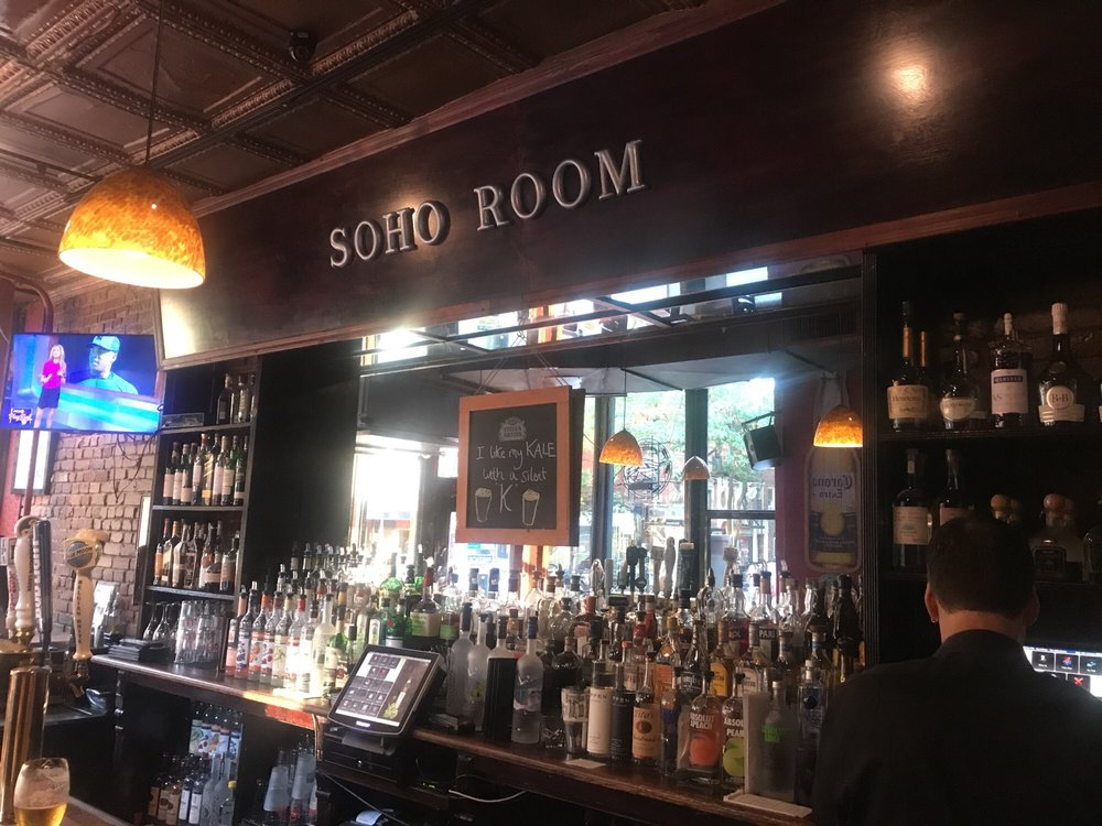 SoHo Room, SoHo, Manhattan