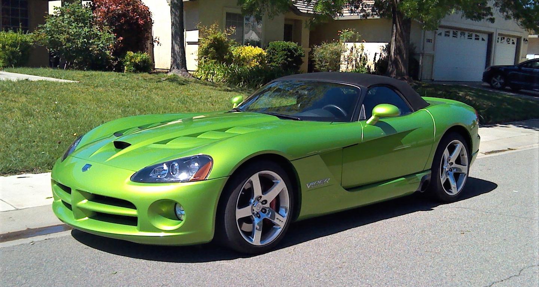 2008 Dodge Viper roadster