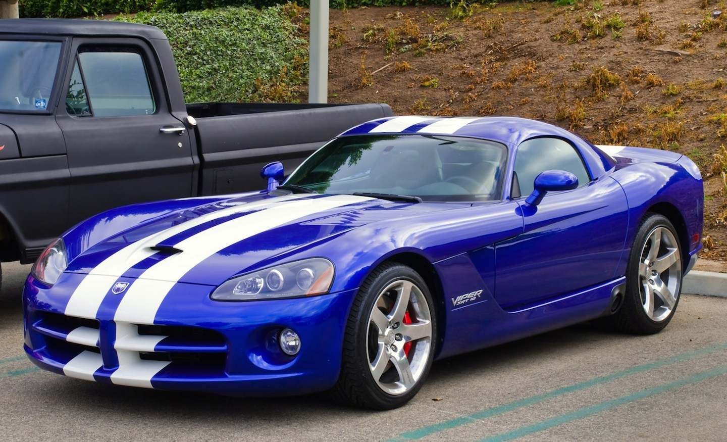 Crucial Cars: The Irrepressible Dodge Viper