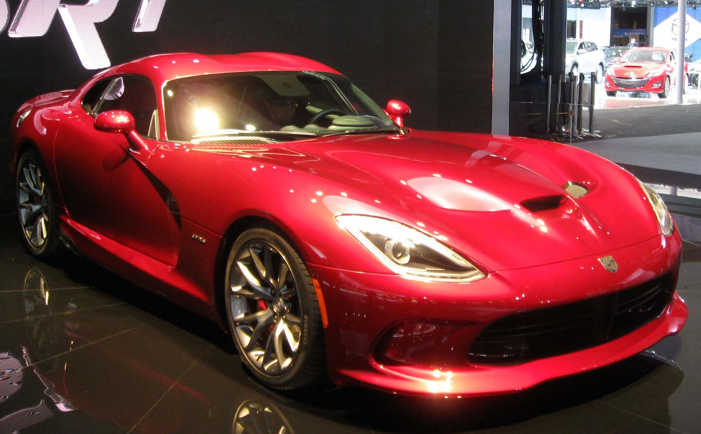 2013 Dodge Viper coupe