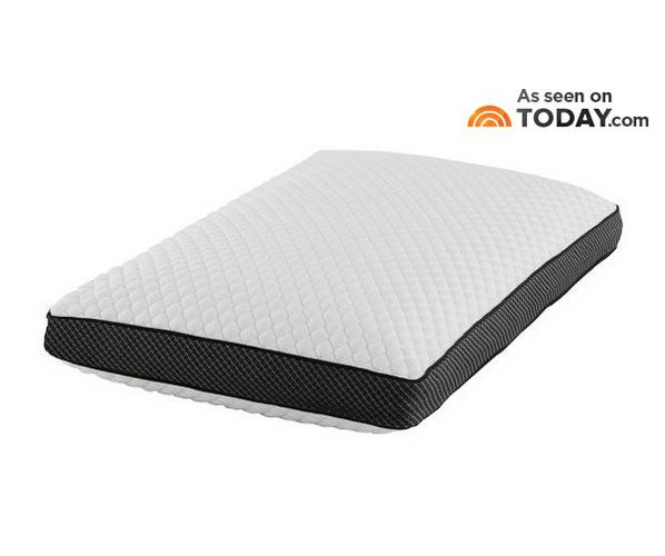 Simmons Beautyrest Black Ice Memory Foam Pillow