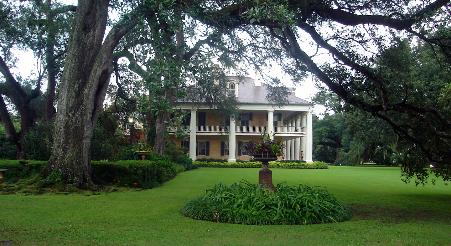 The Houmas House in Louisiana