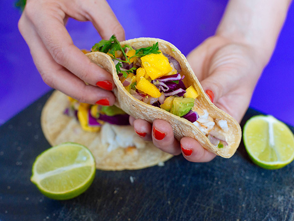 Fish Tacos Meal Prep Dinner Recipes
