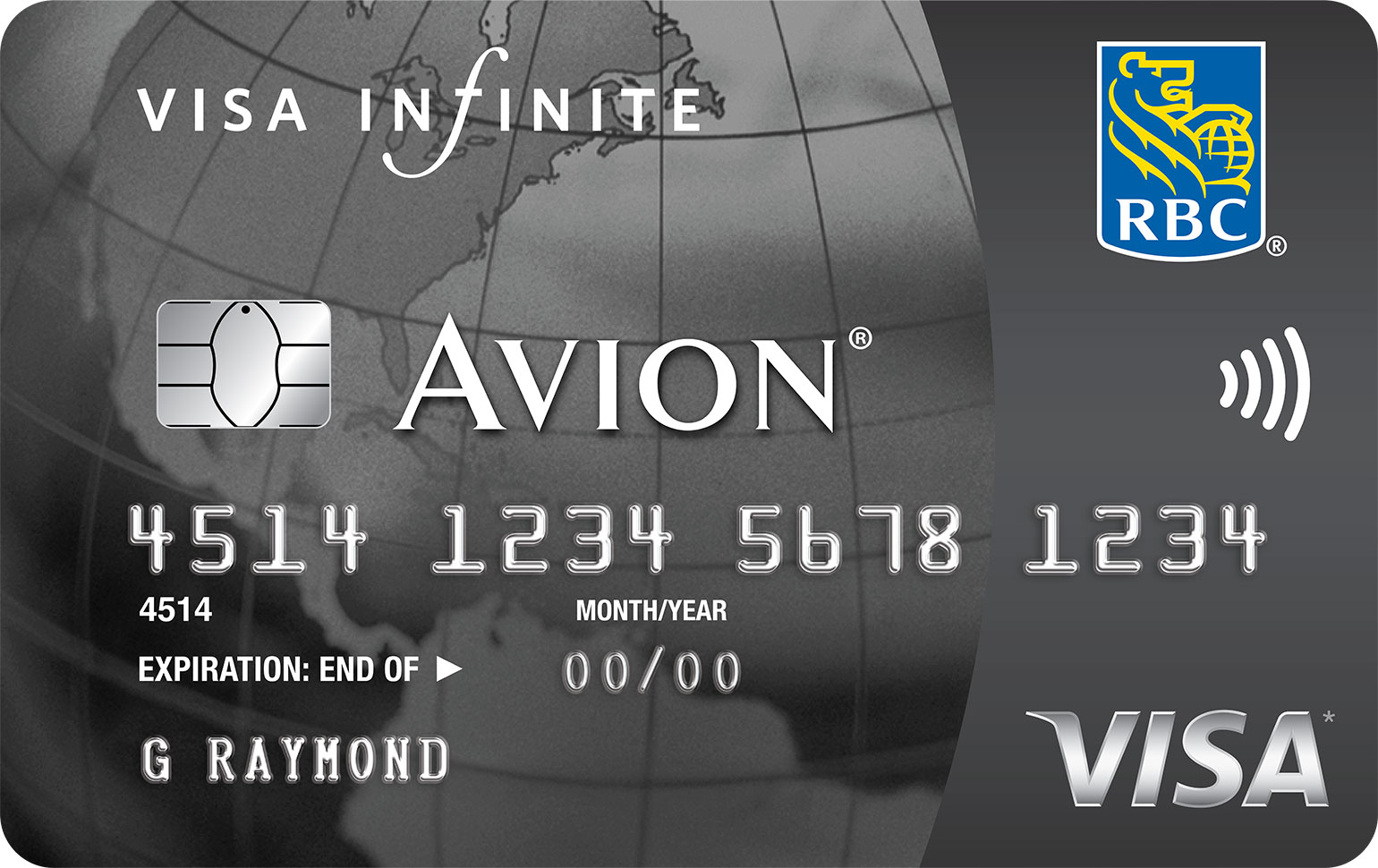 RBC® Visa Infinite‡ Avion® Card