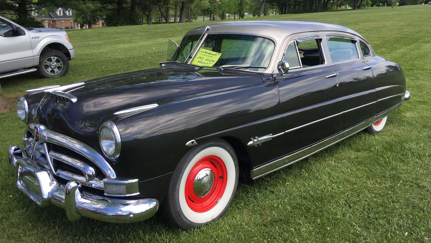 hudson hornet an early car