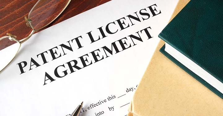 Creating A Patent License Agreement