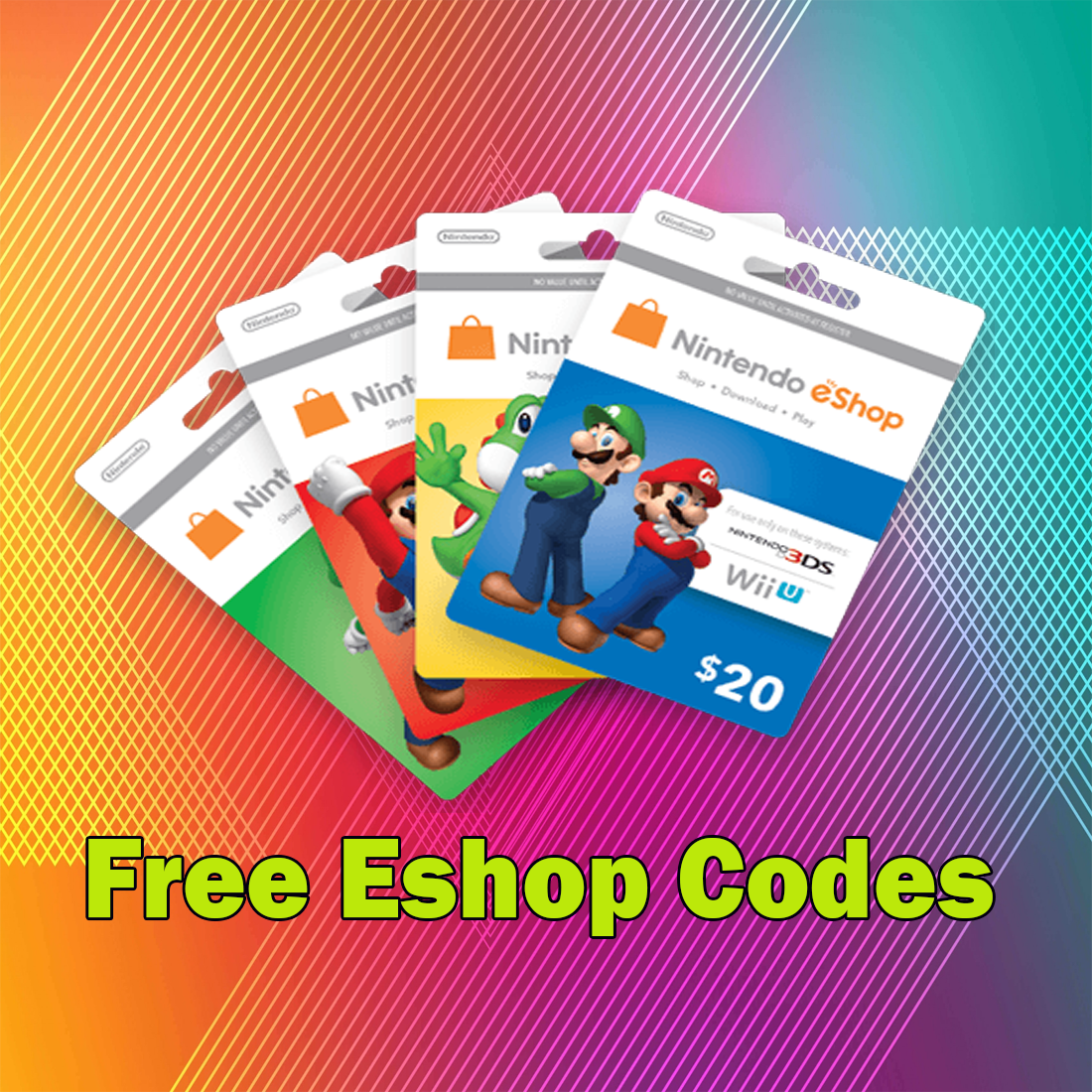 Stories by Free Eshop Codes Generator : Contently