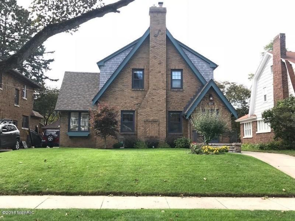 A starter home under $200000 in Grand Rapids, Michigan