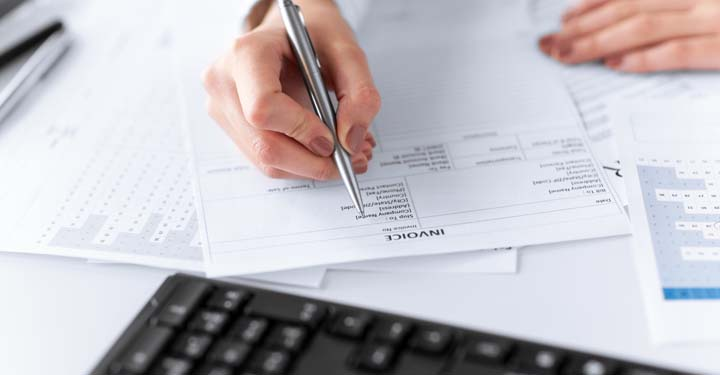 Creating An Invoice Template For Your Business
