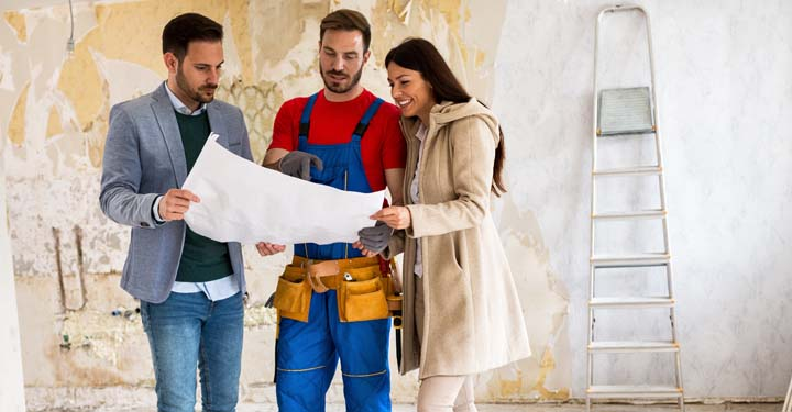 Using a General Contractor Agreement