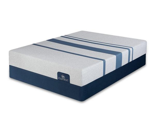 Serta iComfort Blue Touch 100 Gentle Firm Memory Foam Mattress
