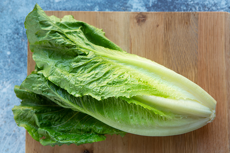 100 Calories of Vegetables - Lettuce