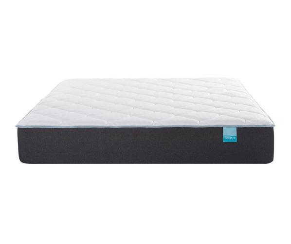 "Sleepy's 10"" Medium Quilted Gel Foam Mattress: best mattresses under 1000, best affordable mattress, what is the best mattress"