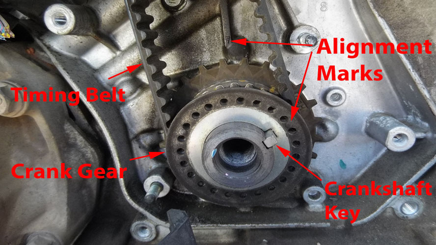How to Change a Timing Belt