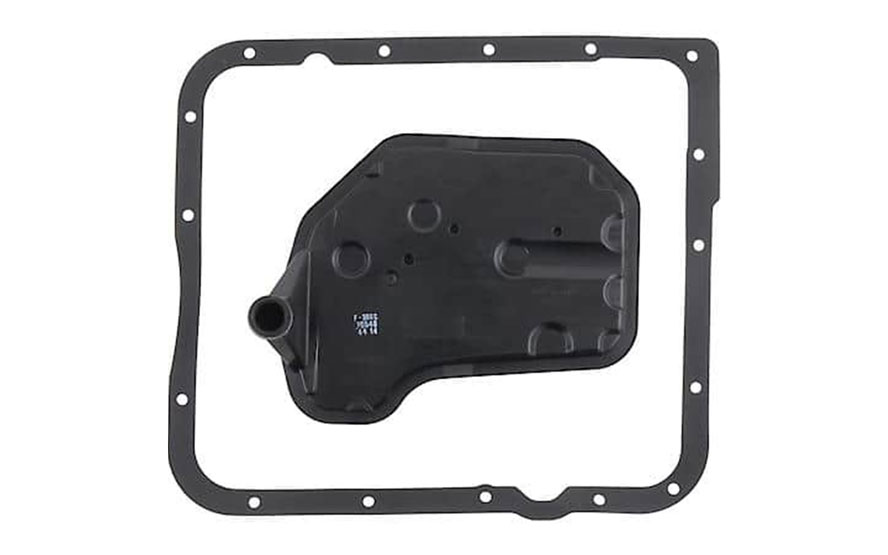 Installing an Automatic Transmission Oil Pan Gasket and Filter