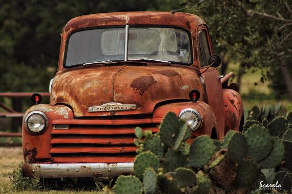 Brett Scarola's Classic Chevy photograph