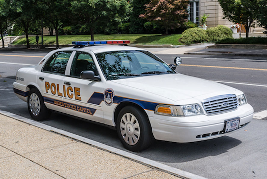 What Makes Police Cars Different From Other Cars?