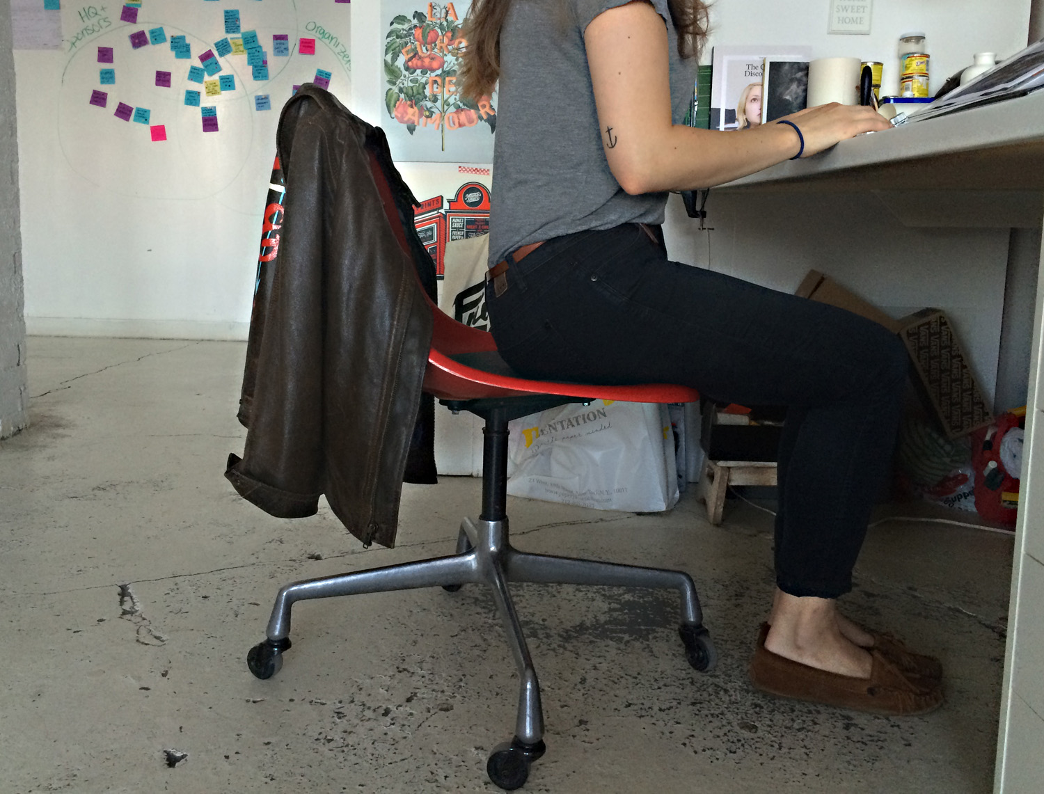 Sitting Pretty: The Ergonomics And Economics Of Office Chairs