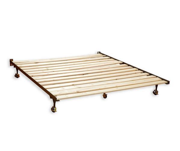 Sleepy's Heavy-Duty Bunkie Board with Wooden Slats