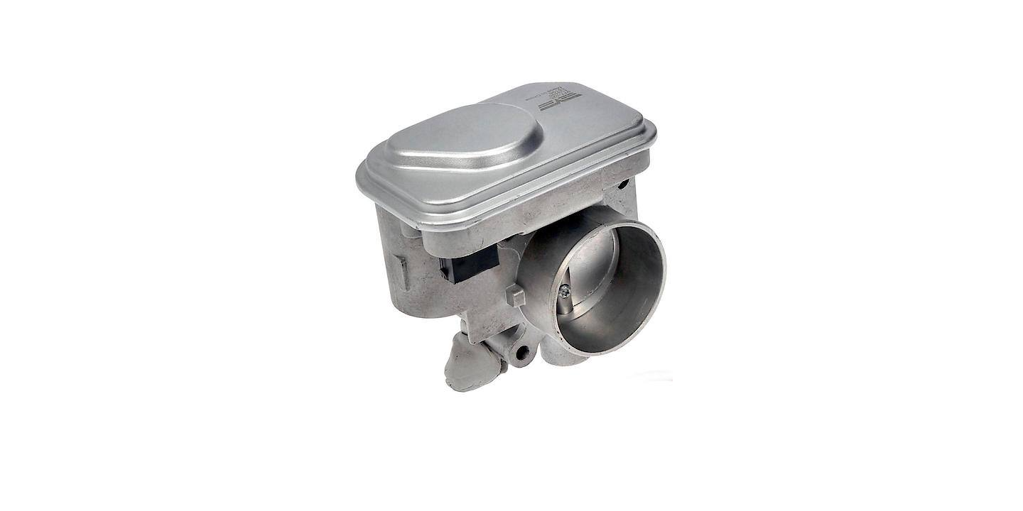 What Is An Electronic Throttle Body?
