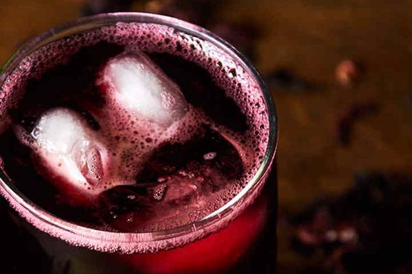 Agua de Jamaica Hibiscus Tea Recipe