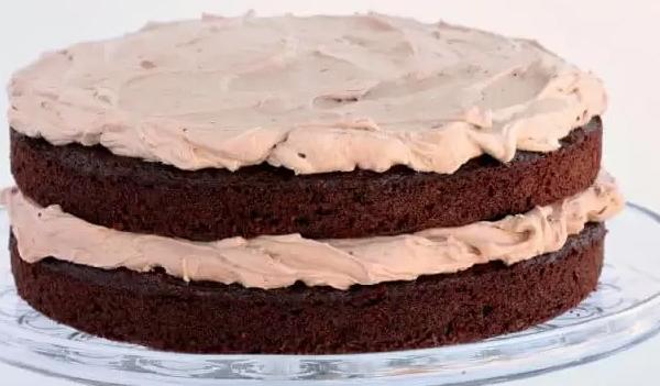 Flourless Mexican Chocolate Cake