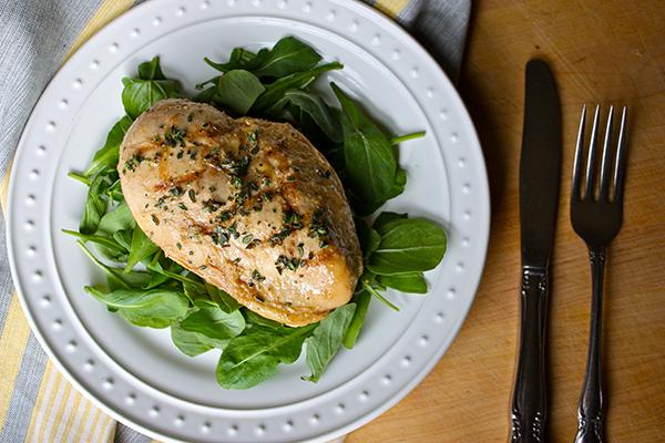 Grilled Chicken Dijon Recipe
