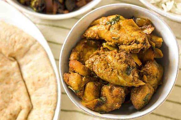 Air Fryer Spicy Fennel Chicken