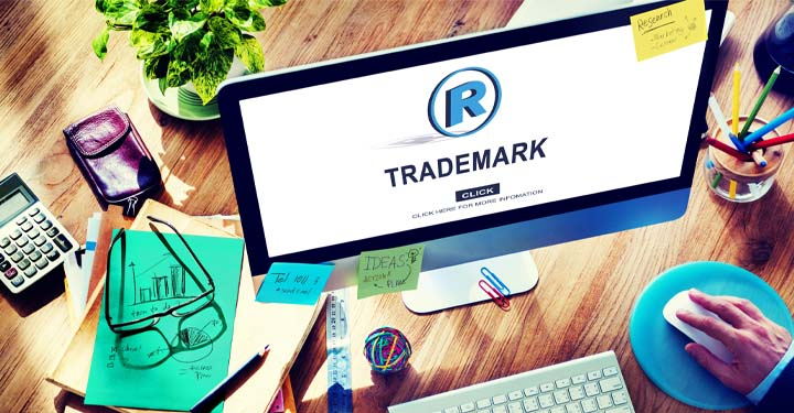 trademark symbol and office supplies