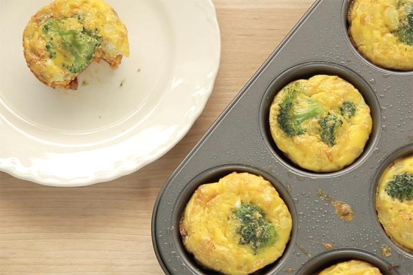 Sweet Potato Egg Cups Recipe