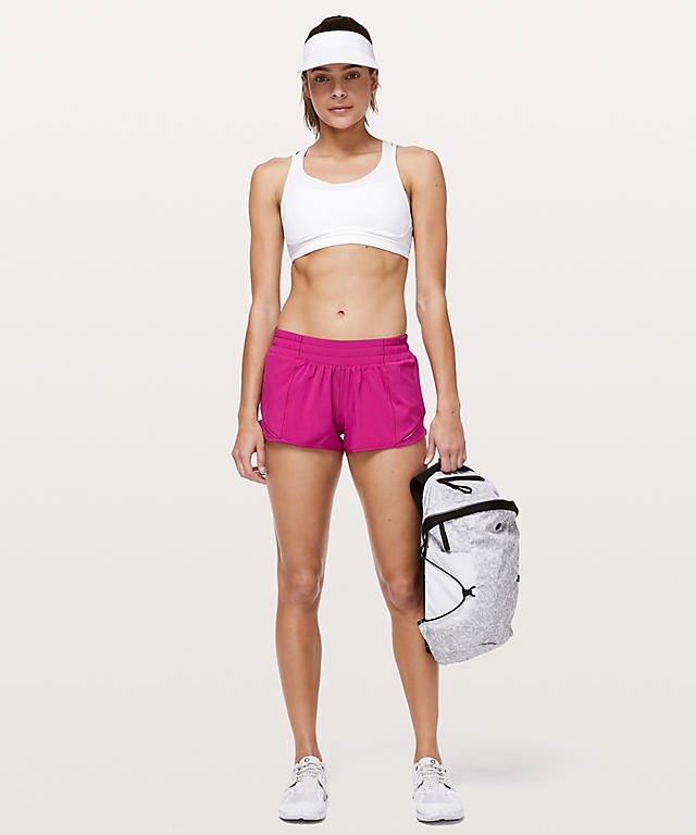 summer workout clothes - lululemon shorts