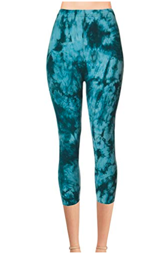 summer workout clothes - amazon leggings