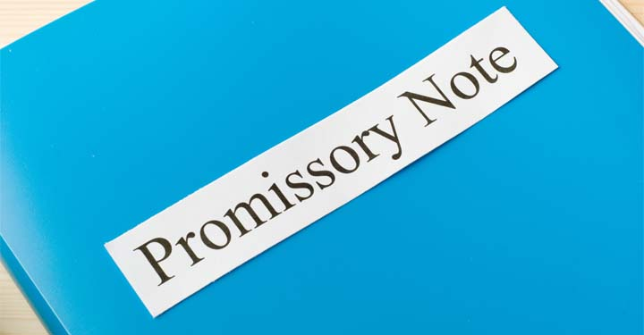 How to Demand Full Payment on a Installment Promissory Note