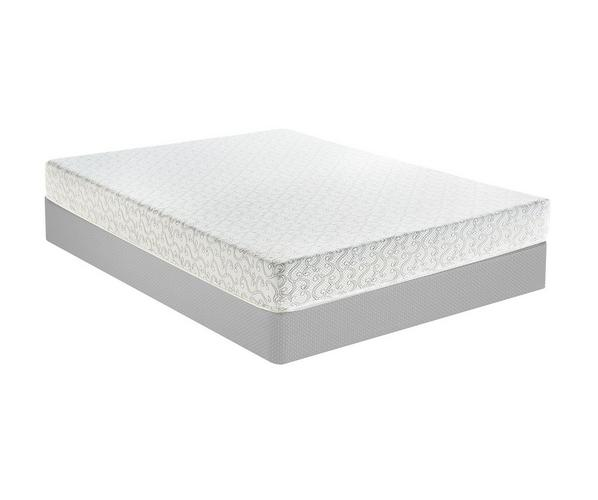 """Serta Alesbury 8"""" Plush Memory Foam Mattress - dorm room ideas dorm room decor room essentials college packing checklist what to bring to college college dorm check list dorm bed things you need for college"""