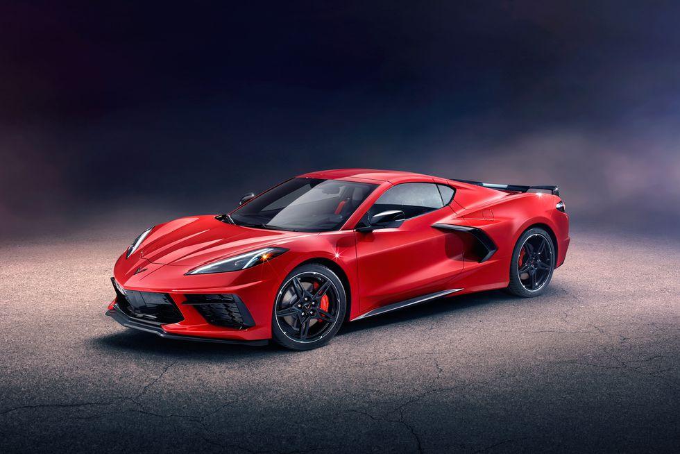 Why The Mid Engine Corvette Broke The Internet