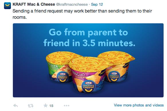 Butter, content marketing, facebook, Instagram, left, Millennials, Snapchat, social media marketing
