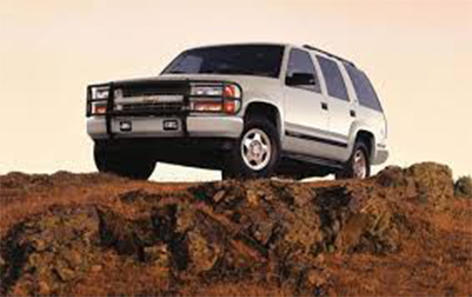 Crucial Cars: Chevy Tahoe | Advance Auto Parts