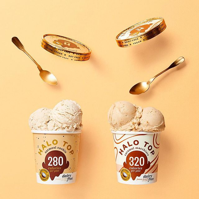 halo top- best vegan ice creams