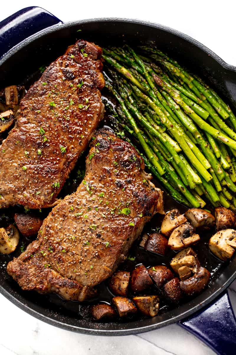 8 One Skillet Meals For Your Next Meal Prep
