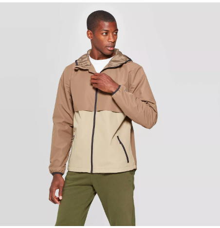 target fitness products - mens jacket