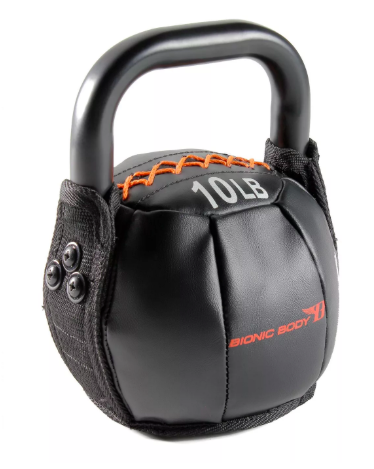 target fitness products - soft kettle bell