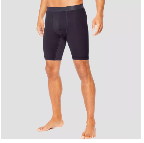 target fitness products - hanes compression shorts