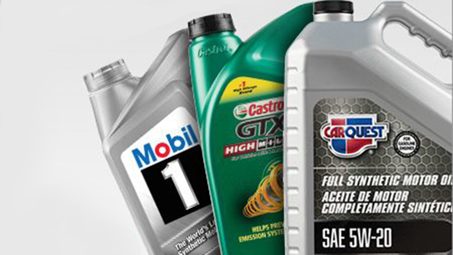 engine oil selection