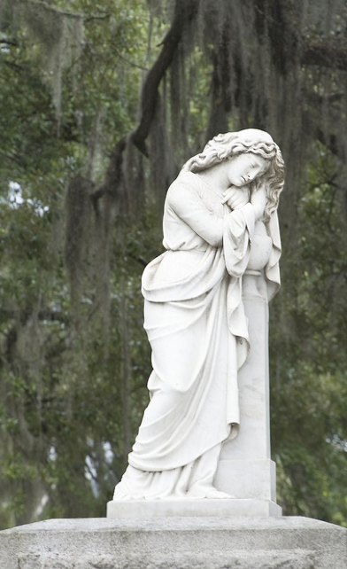 Savannah Is Filled With Parks, Many Dotted With Statues, Art And Fountains.  Photo Credit: Ron Cogswell / Flickr
